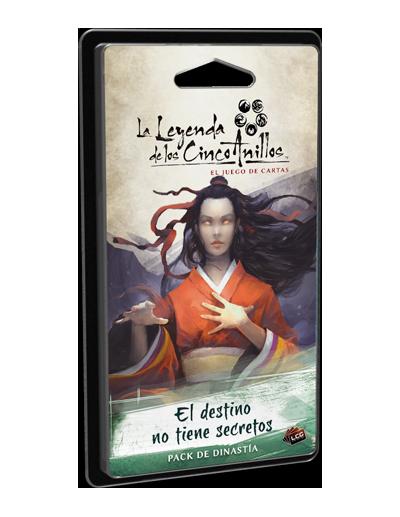 CICLO IMPERIAL 05 - EL DESTINO NO TIENE SECRETOS - L5A LCG