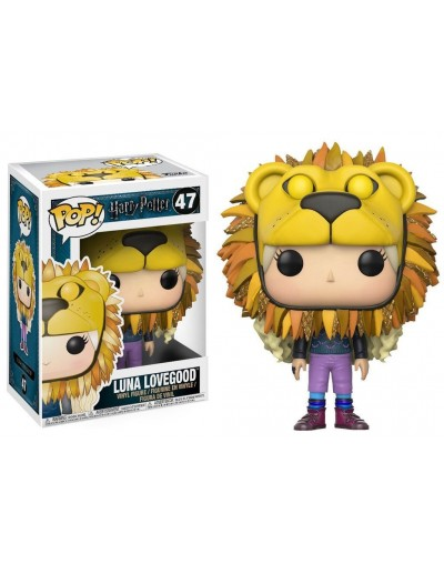 POP! HARRY POTTER - LUNA LOVEGOOD