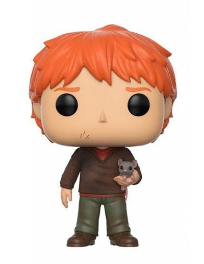 POP! HARRY POTTER - RON WEASLEY WITCH SCABBERS