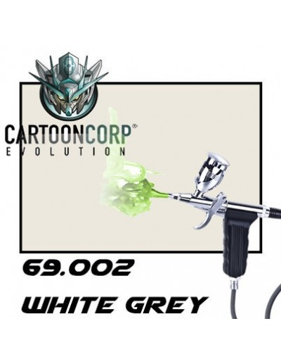 69002 - WHITE GREY - MECHA COLOR