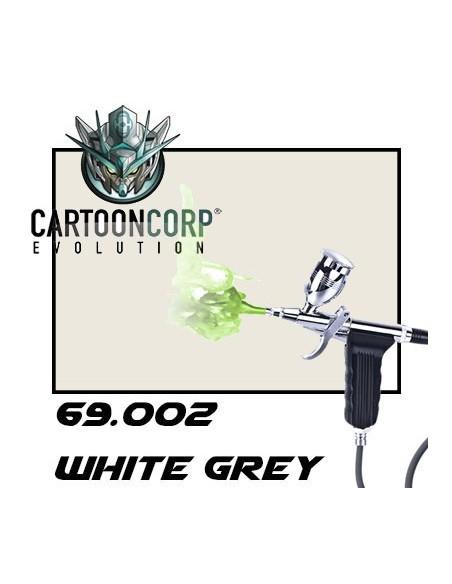 69002 - WHITE GREY - MECHA COLOR