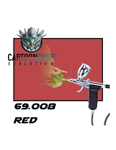 69008 -RED - MECHA COLOR
