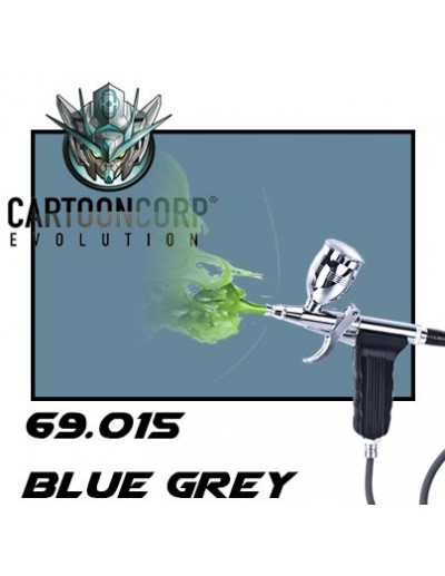 69015 - BLUE GREY  - MECHA COLOR