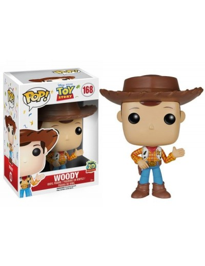 POP! DISNEY: TOY STORY WOODY 20 ANIVERSARIO