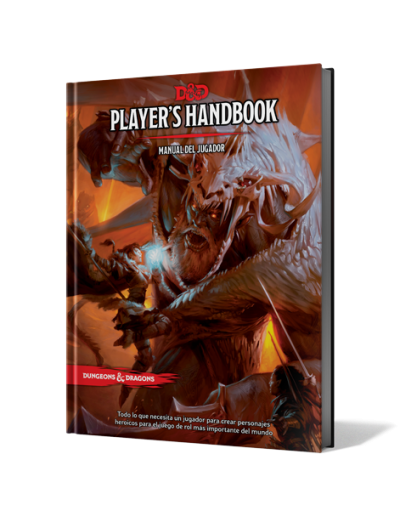 DUNGEONS & DRAGONS: MANUAL DEL JUGADOR