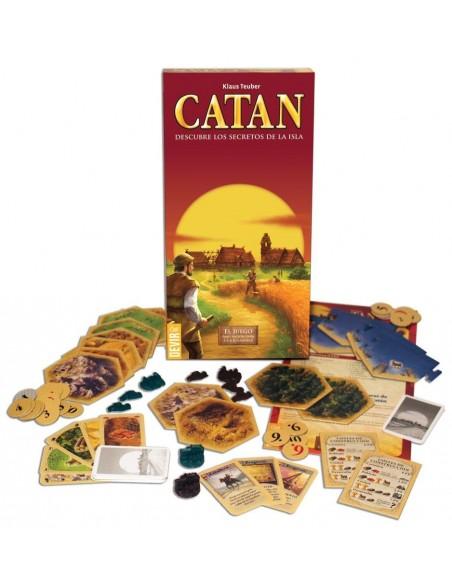 CATAN EX. 5-6 JUGADORES