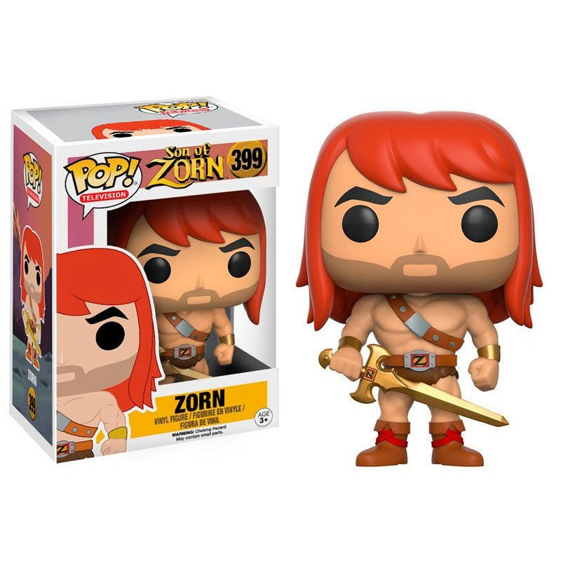 POP! SON OF ZORN - ZORN