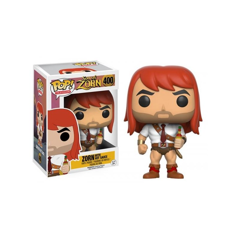 POP! SON OF ZORN - ZORN WITH HOT SAUCE