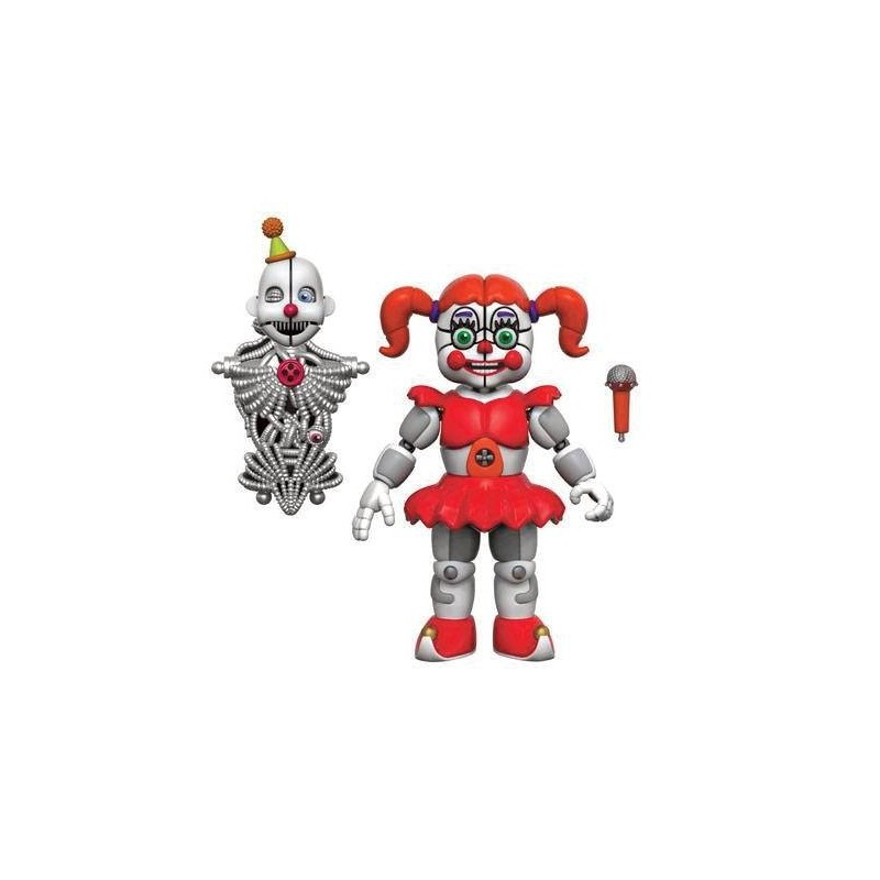 FUNKO GAMES FIVE NIGHTS AT FREDDY'S - BABY SISTER LOCATION ARTICULADO