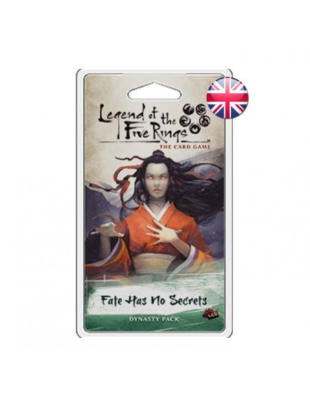 IMPERIAL CYCLE  05 - FATE HAS NO SECRETS - L5A LCG