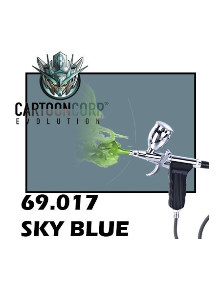 69017 - SKY BLUE  - MECHA COLOR