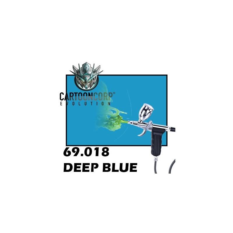 69018 - DEEP BLUE  - MECHA COLOR