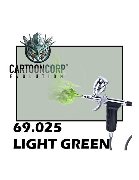 69025 - LIGHT GREEN  - MECHA COLOR