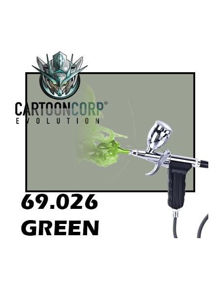 69026 - GREEN  - MECHA COLOR