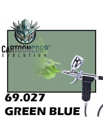 69027 - GREEN BLUE  - MECHA COLOR