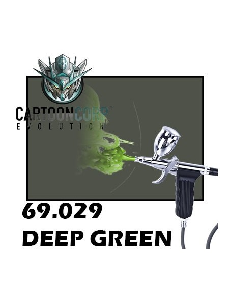 69029 - DEEP GREEN - MECHA COLOR