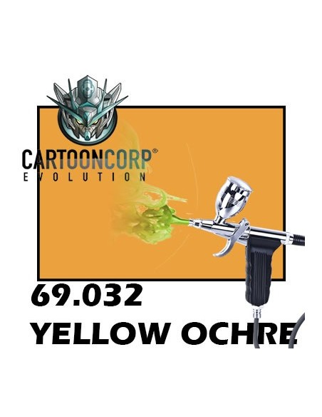 69032 - YELLOW OCHRE - MECHA COLOR