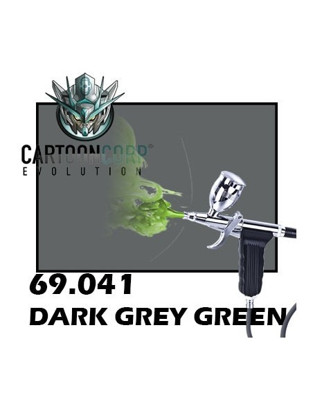 69041 - DARK GREY GREEN - MECHA COLOR
