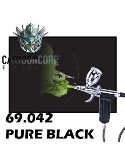 69042 - PURE BLACK - MECHA COLOR