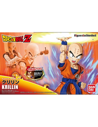 DRAGON BALL Z - FIGURE RISE RISE KRILLIN
