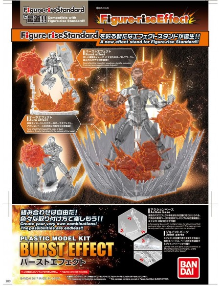 FIGURE RISE BURST EFFECT