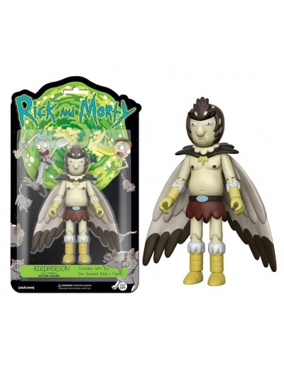 RICK & MORTY BIRDPERSON