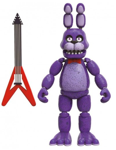 FUNKO GAMES FIVE NIGHTS AT FREDDY'S - BONNIE ARTICULADO