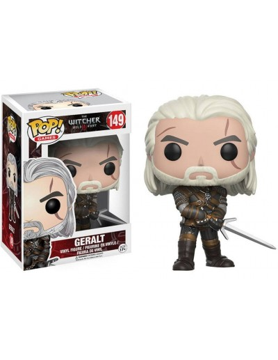 POP! THE WITCHER - GERALT