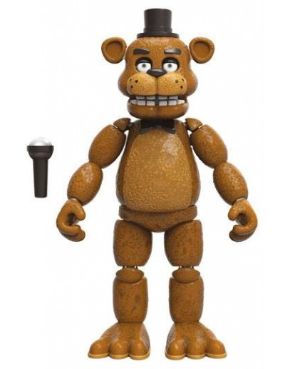 FUNKO GAMES FIVE NIGHTS AT FREDDY'S - FREDDY ARTICULADO