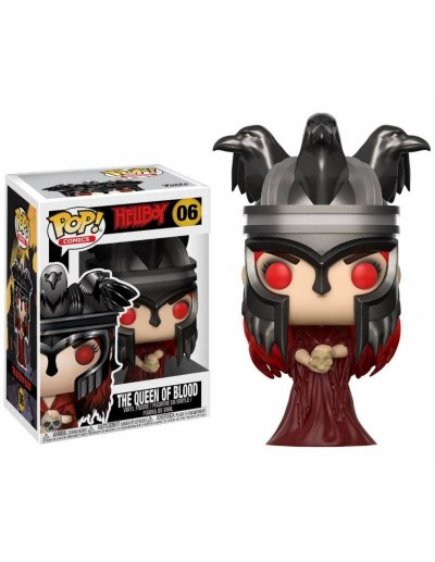 POP! HELLBOY - QUEEN OF BLOOD