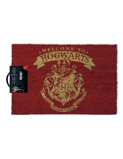 HARRY POTTER - FELPUDO WELCOME TO HOGWARTS