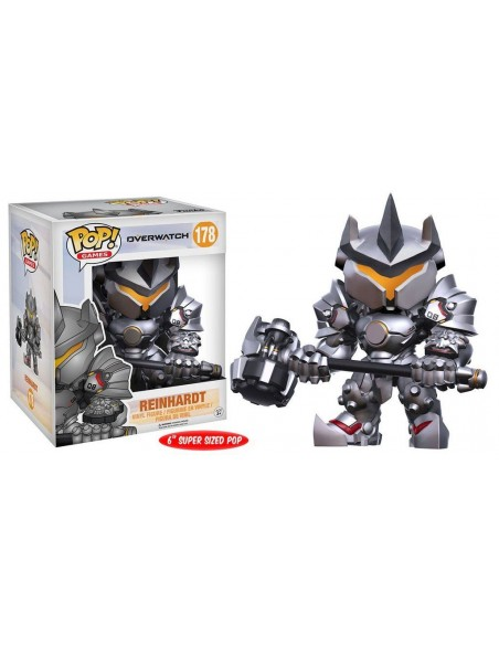 POP! OVERWATCH - REINHARDT