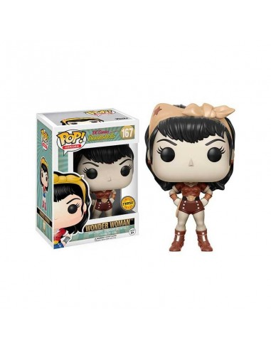 POP! BOMBSHELLS - WONDER WOMAN (CHASE)