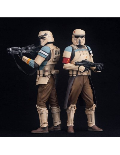 STAR WARS - SHORETROOPER  ROGUE ONE 1/10 ARTFX+