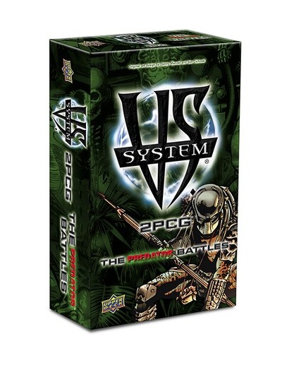 VS SYSTEM 2PCG: THE PREDATORS BATTLE