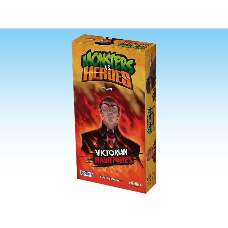 HEROES Vs. MONSTERS VICTORIAN NIGHTMARES