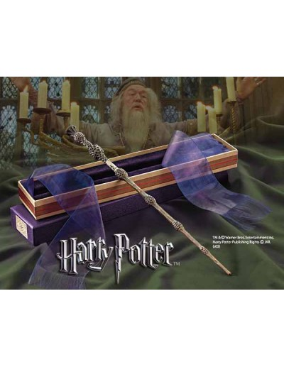 HARRY POTTER - VARITA ALBUS DUMBLEDORE COLLECTORS BOX