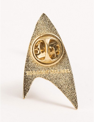 STAR TREK DISCOVERY PIN METALICO