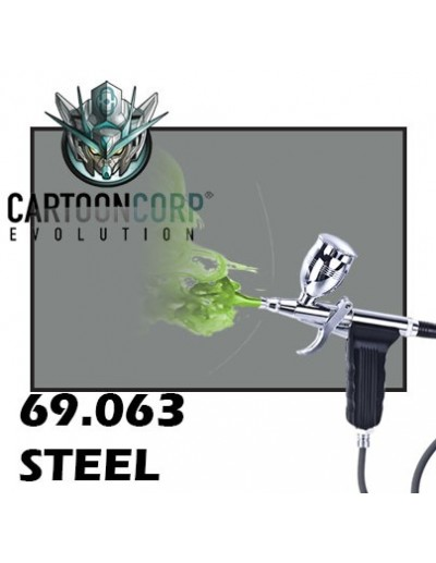 69063 - STEEL - MECHA COLOR