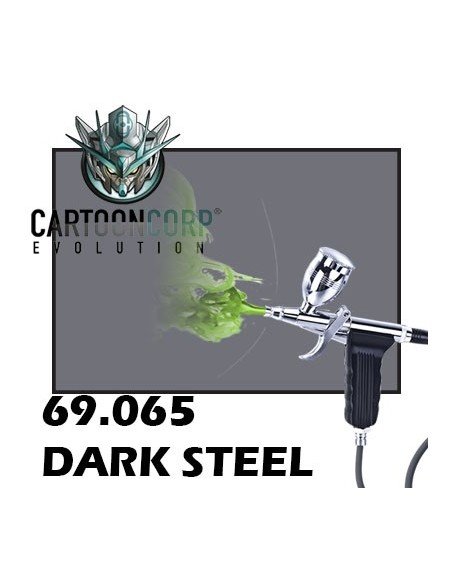 69065 - DARK STEEL - MECHA COLOR