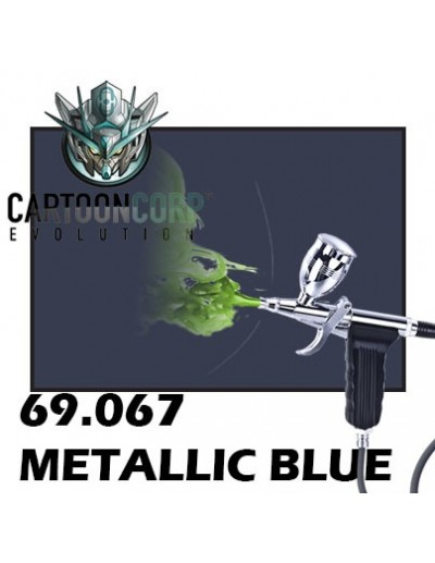 69067 - METALLIC BLUE - MECHA COLOR