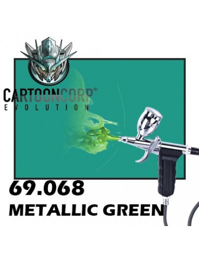 69068 - METALLIC GREEN - MECHA COLOR
