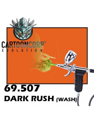 69507 - DARK RUST WASH - MECHA COLOR