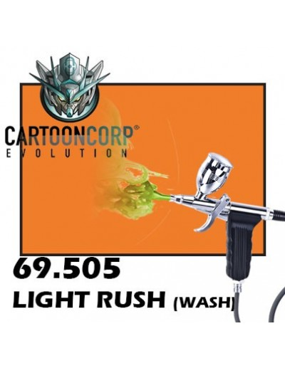 69505 - LIGHT RUST WASH - MECHA COLOR