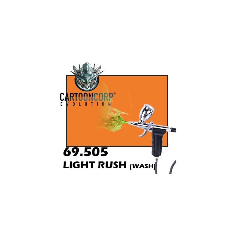 69505 - LIGHT RUST WASH - MECHA COLOR
