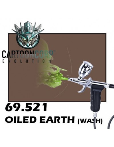 69521 - OILED EARTH WASH - MECHA COLOR
