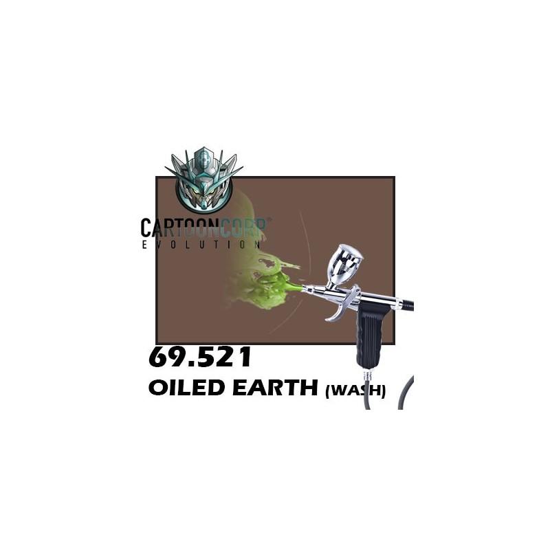 69521 - OILED EARTH WASH - MECHA COLOR