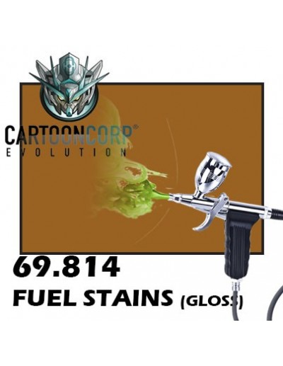 69814 - FUEL STAINS (GLOSS) - MECHA COLOR