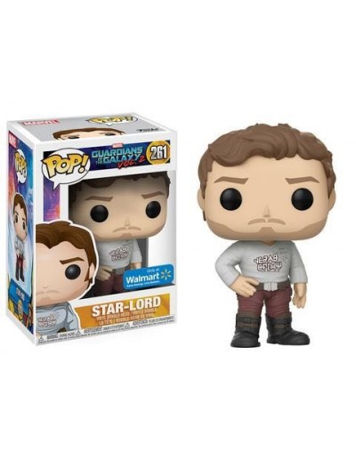 POP! MARVEL: GUARDIANS OF THE GALAXY - STAR-LORD