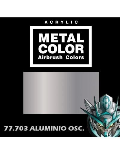 77703 - ALUMINIO OSCURO - METAL COLOR